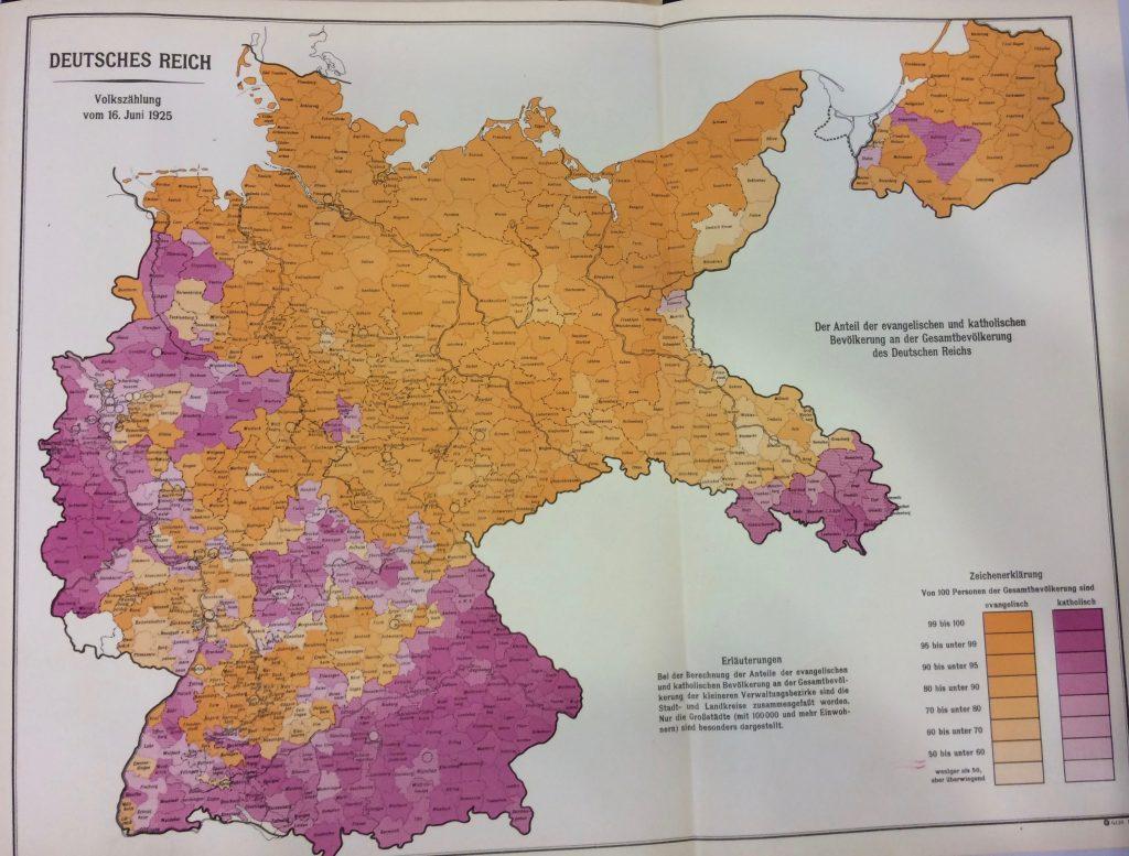 Datensatze Karten Und Analysen Zur Historischen Statistik Auf